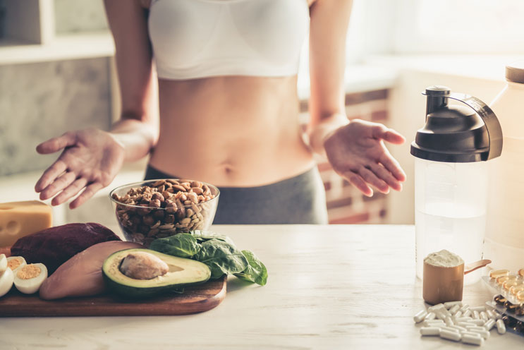 I muscoli crescono di più con le proteine animali o vegetali | Swiss Natural Med