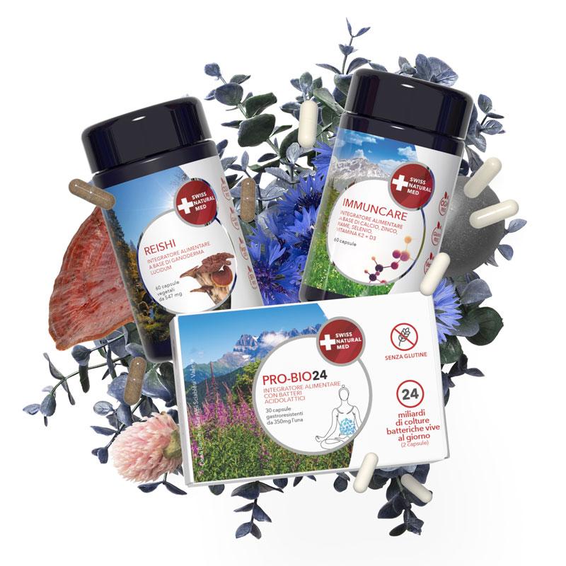 Swiss Natural Med Immun-Up