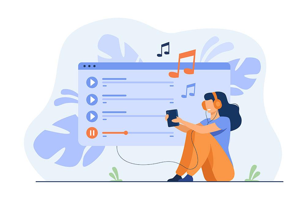La musica sintonizza il tuo umore