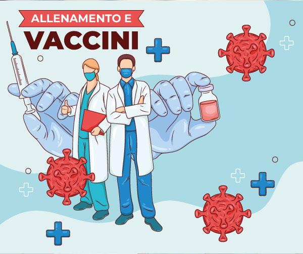 L'attività fisica è un aiuto alla vaccinazione contro COVID-19 Swiss Natural Med