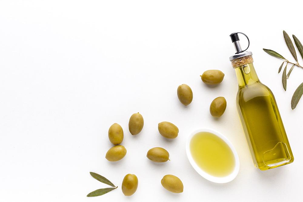 Olio di oliva extravergine evo