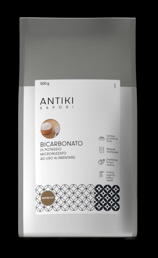 Bicarbonato di Potassio micronizzato per uso alimentare