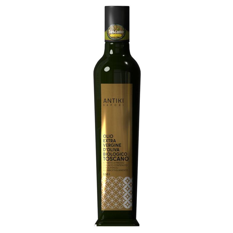 Olio Extra Vergine d'Oliva Biologico Toscano IGP